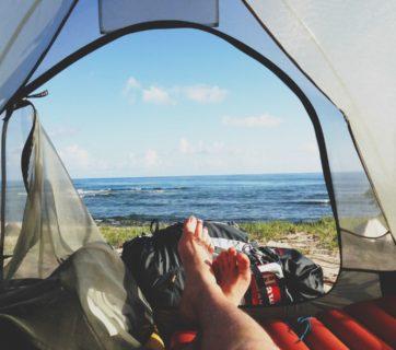 feet-morning-adventure-camping