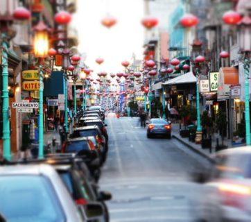 57781458 - chinatown