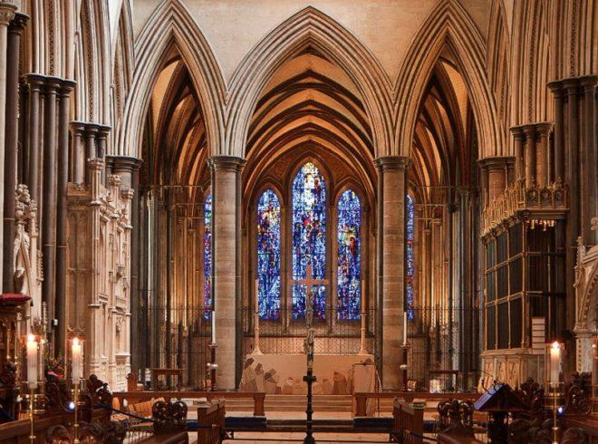 Salisbury-Cathedral-Interior