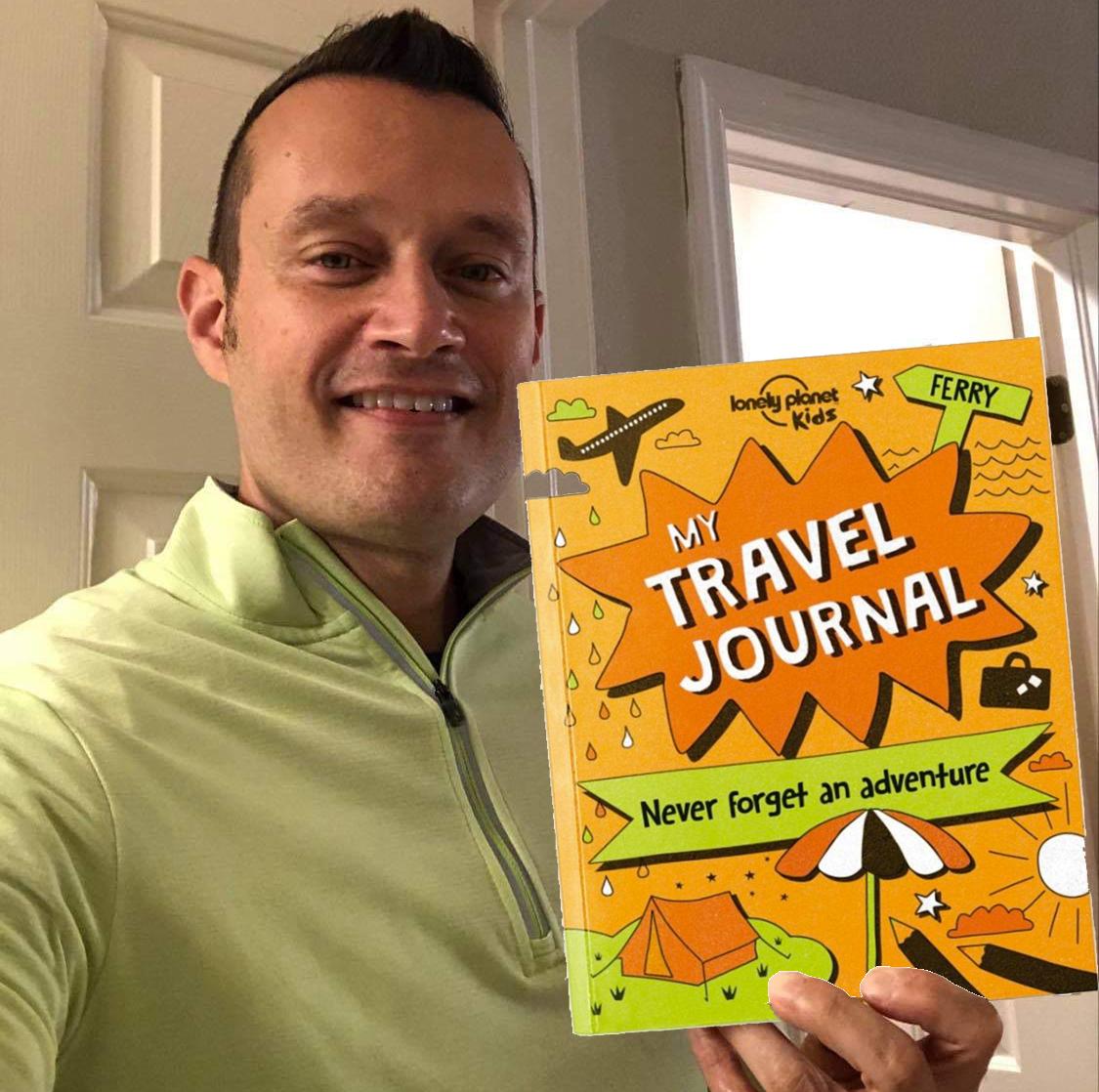Josh Vignona #bleisure travel journal