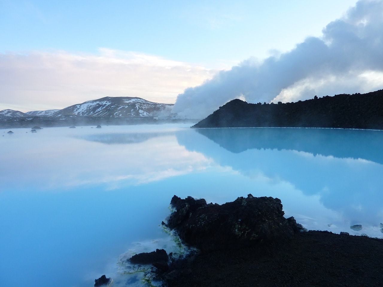 beach-blue-lagoon-clouds-dawn-346972